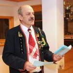 Wahlleiter Anton Schmid
