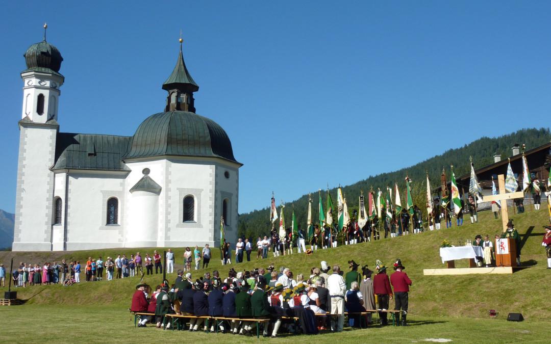 Bataillonsschützenfest in Seefeld