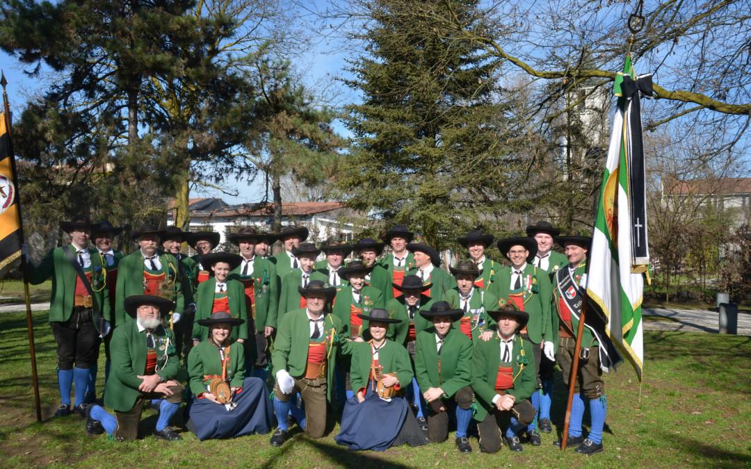 20. Februar: Andreas Hofer-Gedenkfeier in Mantua
