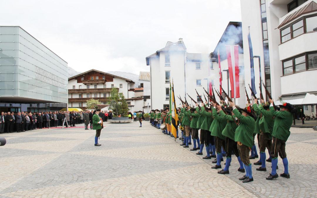 Tiroler Gemeindetag am 27. April 2016 in Telfs