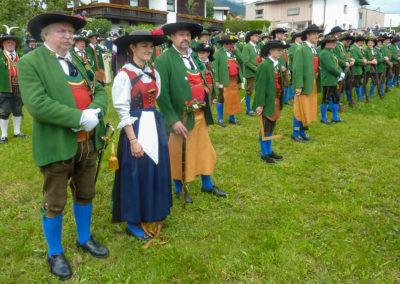 Bataillonsfest Oberperfuss (1 von 5)