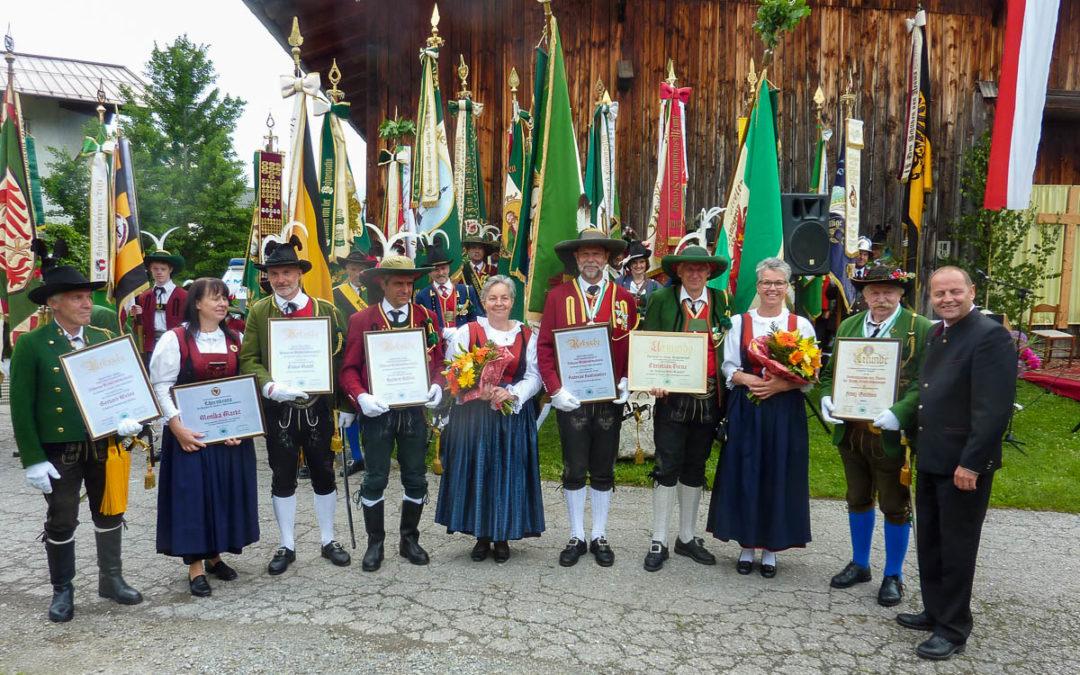 Bataillonsfest Oberperfuss