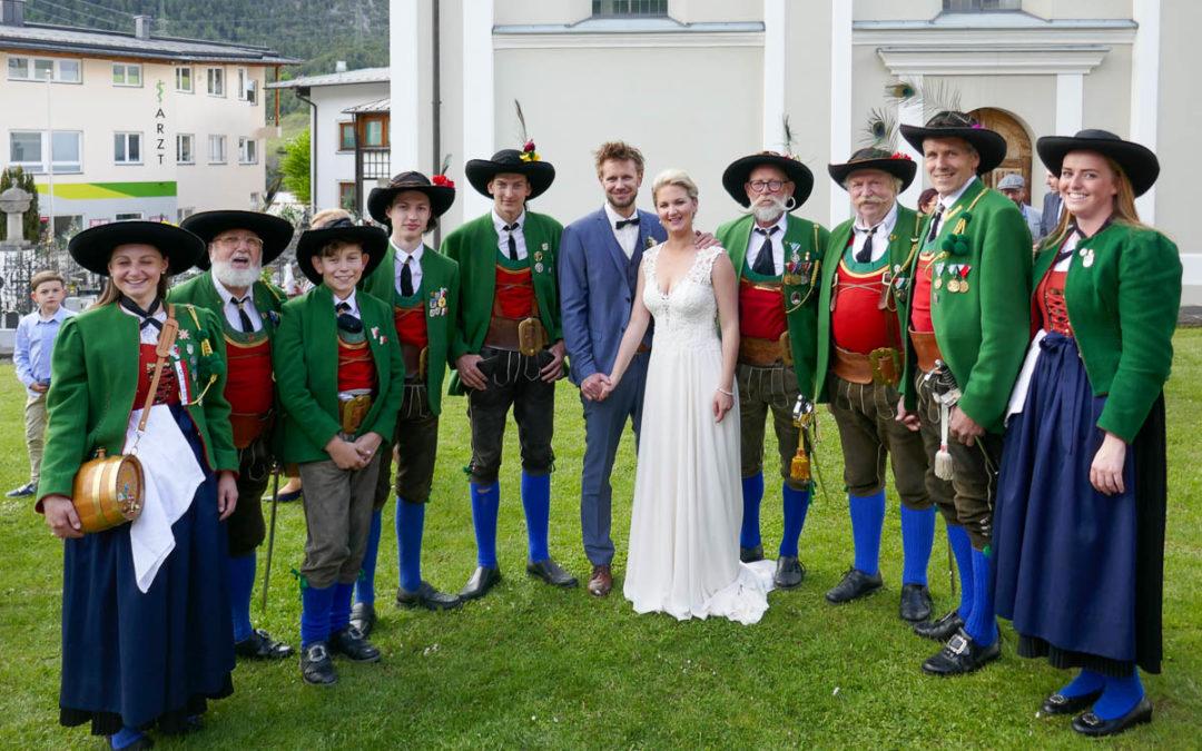 Hochzeit von Carina und Alexander