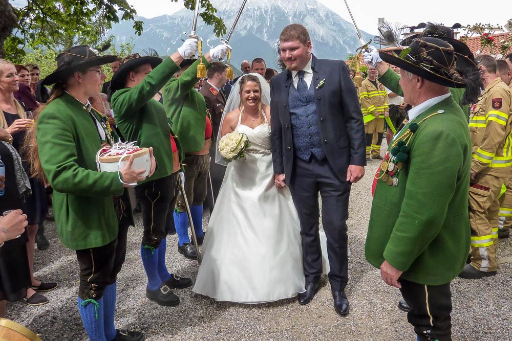 Hochzeit Claudia und Pius